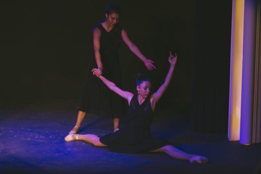 clases de baile de danza contemporánea en tarragona