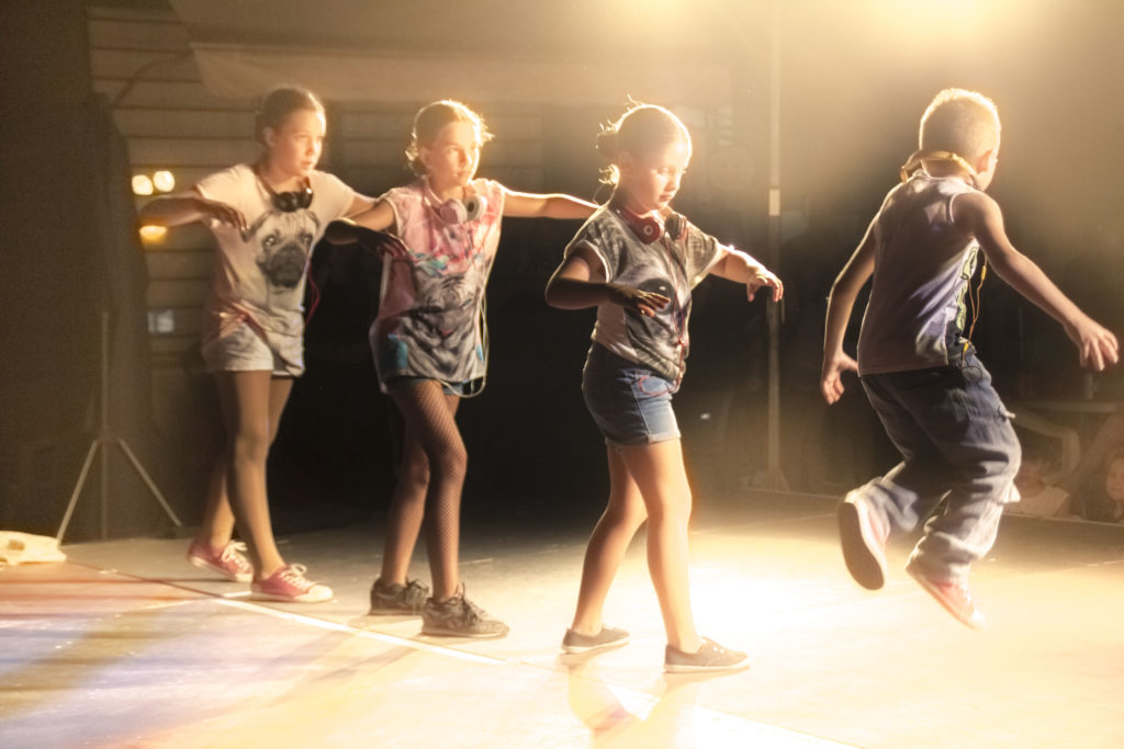 clases de baile de hip hop en tarragona